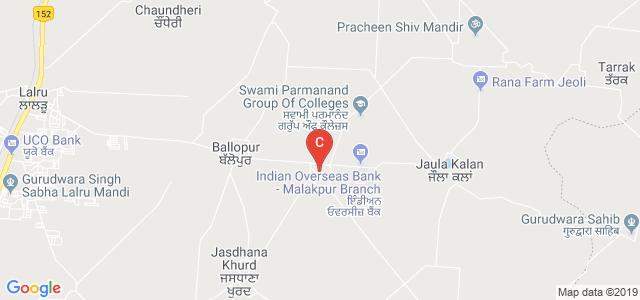 Punjab College of Engineering & Technology, Malakpur, Punjab, India