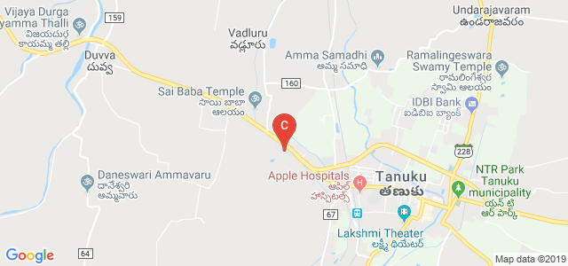 Akula Sree Ramulu College of Engineering, Pydiparru, Tanuku, Andhra Pradesh, India