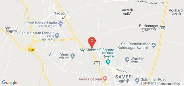 Yashwantrao Chavan College of Pharmacy, Don Bosco Area, Ahmednagar, Maharashtra, India