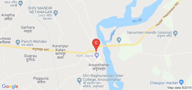 Aligarh ByePass Rd, Anupshahar, Uttar Pradesh 203390, India