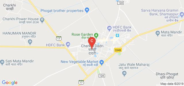 Charkhi Dadri, Bhiwani, Haryana, India