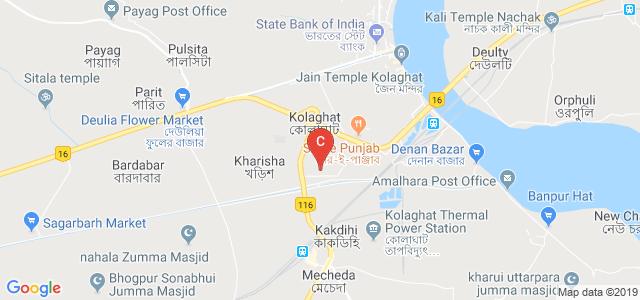 College Of Engineering & Management, Kolaghat, K.tpp, Kolaghat, West Bengal, India