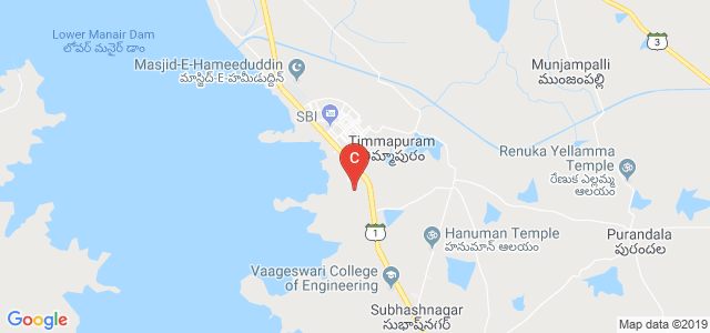 Sree Chaitanya Institute of Technological Sciences, LMD Colony, Karimnagar, Telangana, India