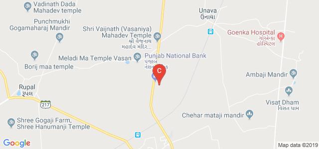 Shankersinh Vaghela Bapu Institute of Technology, Vasan, Gujarat, India