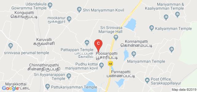 Narasu's Sarathy Institute of Technology, Poosaripatti, Salem, Tamil Nadu, India