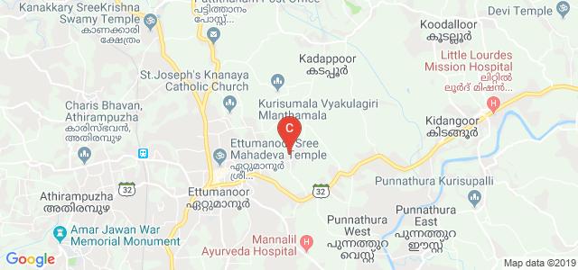 Mangalam College of Engineering, Vettimukal, Ettumanoor, Kerala, India