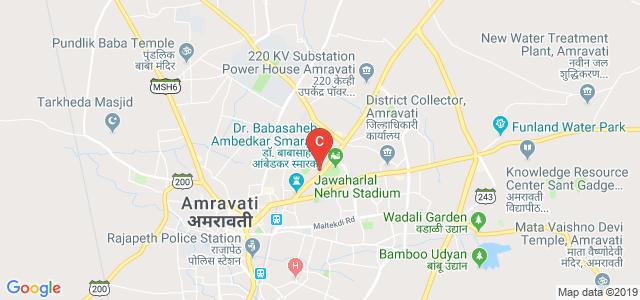 Dr. P.D. College Of Law, Amravati, GJ SH 6, Paranjpe Colony, Amravati, Maharashtra, India
