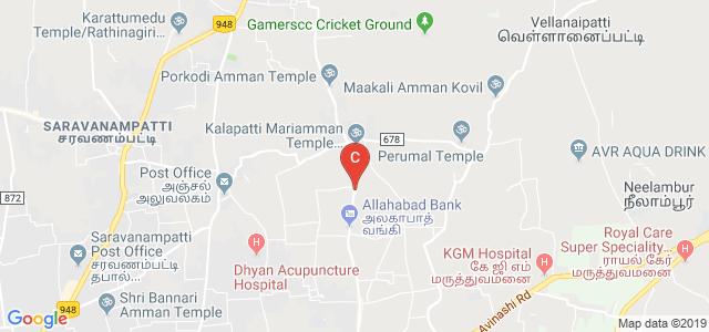 Dr.N.G.P. Arts and Science College, Sharp Nagar, Nehru Nagar West, Coimbatore, Tamil Nadu, India