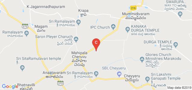 Srinivasa Institute of Engineering and Technology, Amalapuram, East Godavari, Andhra Pradesh, India