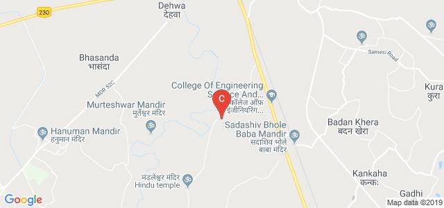 Maharana Institute Of Technology And Sciences, Gaura, Uttar Pradesh, India