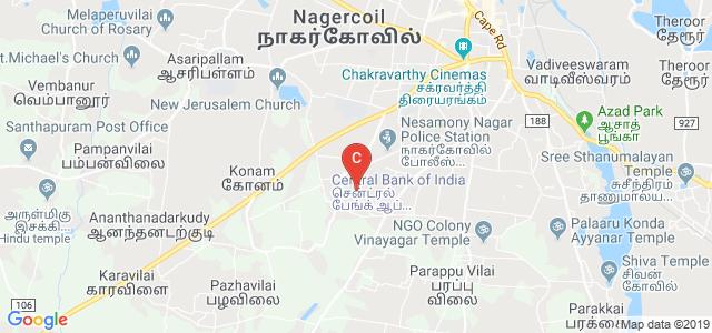 Holy cross College, Holy Cross Nagar, Nagercoil, Kanyakumari, Tamil Nadu, India