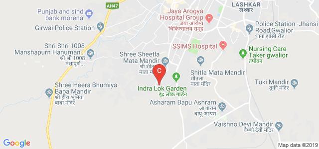 Nagaji Institute Of Technology & Management, Jhansi Road, Sitholi, Gwalior, Madhya Pradesh, India