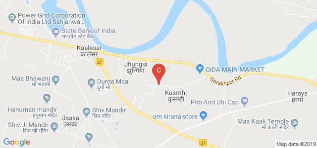 INSTITUTE OF TECHNOLOGY AND MANAGEMENT ,GIDA, GORAKHPUR, Uttar Pradesh, India