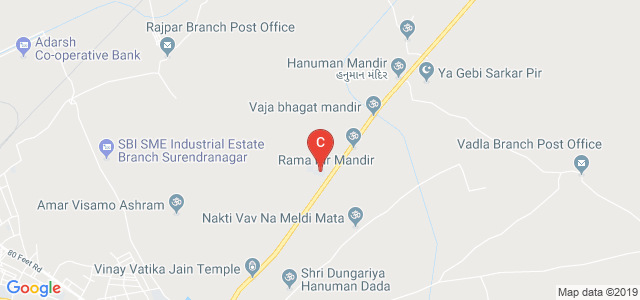 Shree Pandit Nathulalji Vyas Technical Campus, South P N V Workshop Road, Gujarat, India