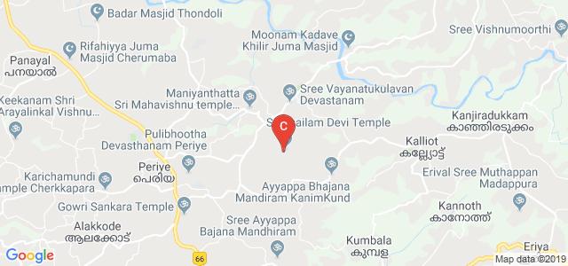 Dr. Ambedkar College of Education, Niduvottupara Sreeshailam Road, Kasaragod, Kerala, India
