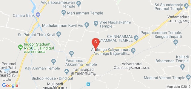 SBM COLLEGE OF ENGINEERING & TECHNOLOGY DINDIGUL, Dindigul, Tamil Nadu, India