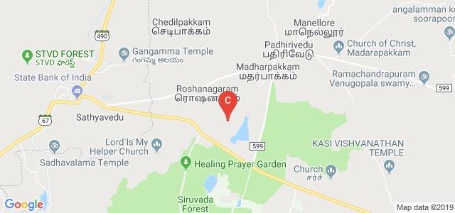 Nemalur, Tamil Nadu 601202, India