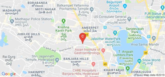 Ghulam Ahmed College of Education, Road Number 3, Venkateshwara Hills, Banjara Hills, Hyderabad, Telangana, India