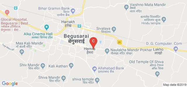 Sri Krishna Mahila College, Vishnupur Road, Bishanpur, Begusarai, Bihar, India