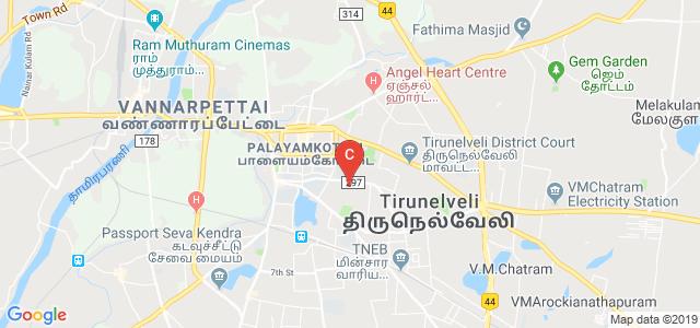 Bishop Selwyn Community College, Palayamkottai, Tirunelveli, Tamil Nadu, India