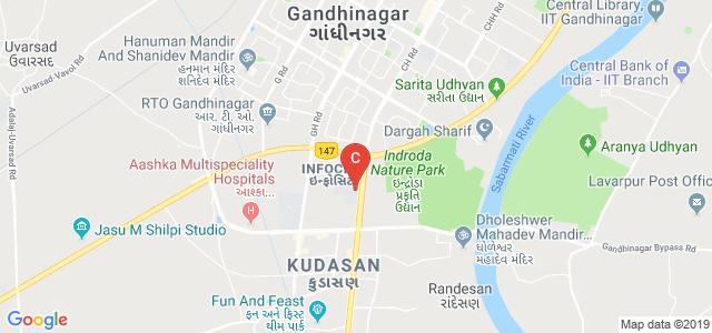 Shri Jairambhai Patel Institute of Business Management (NICM), Infocity, Gandhinagar, Gujarat, India