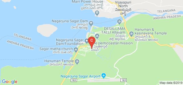 Andhra Pradesh Residential Degree College, Vijayapuri South, Guntur, Andhra Pradesh, India