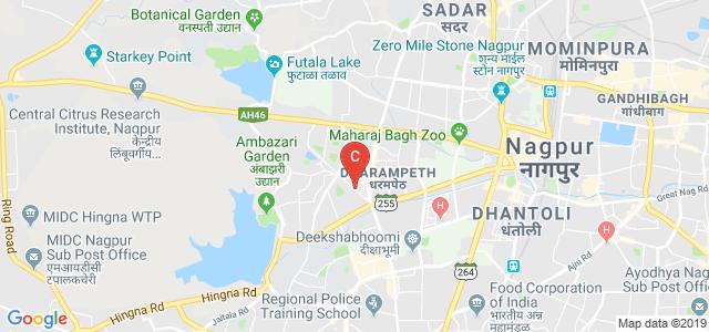 Central India Institute Of Management Studies, Om Sai Nagar, Shivaji Nagar, Nagpur, Maharashtra, India