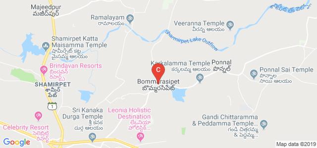 Bommarasipet, Telangana 500078, India