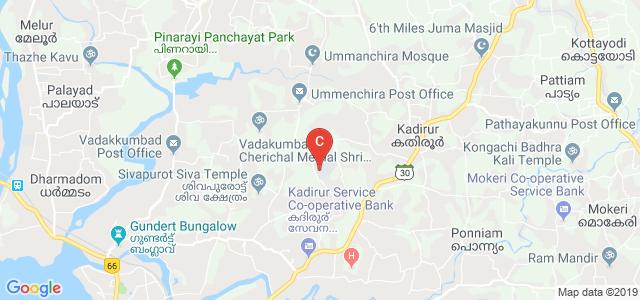 College Workshops, Kundoormala, Eranholi, Thalassery, Kerala 670107, India