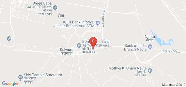Jaipur Institute Of Technology, Kalwara, Rajasthan