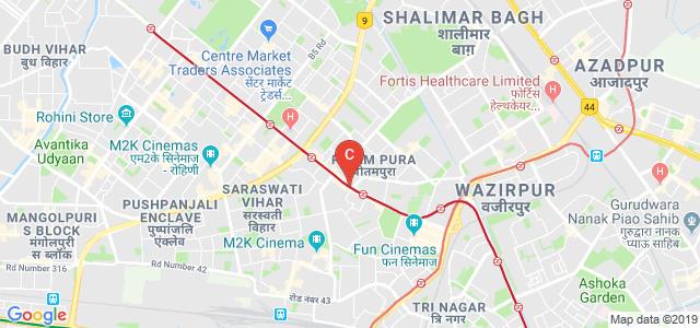 Pitampura, Delhi, India