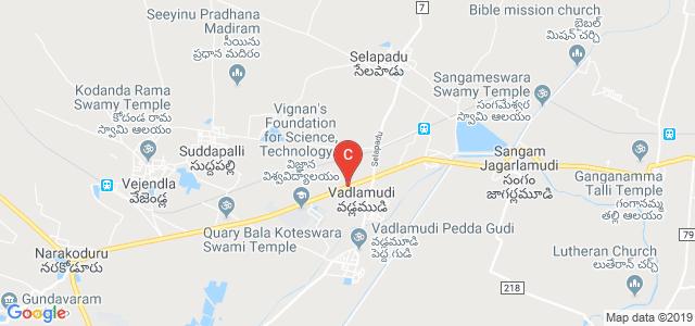 Guntur -Tenali Road, Narakoduru, Andhra Pradesh 522212, India