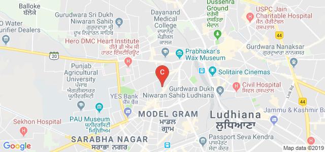 Gujranwala Guru Nanak Institute of Management & Technology, Civil Lines, Ludhiana, Punjab, India