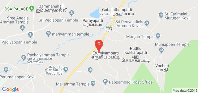 ERK Arts and Science College, Dharmapuri, Tamil Nadu, India
