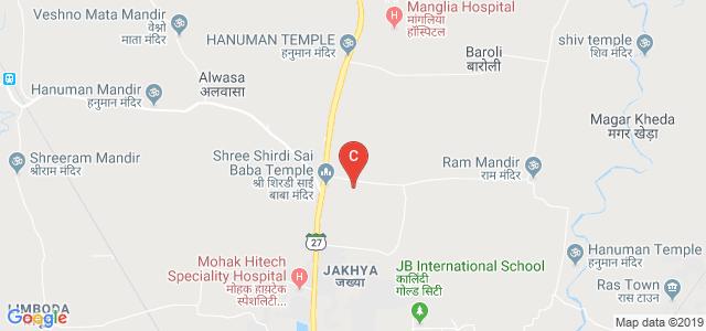 Shri Venkteshwar Institute of Technology, Indore, Madhya Pradesh, India
