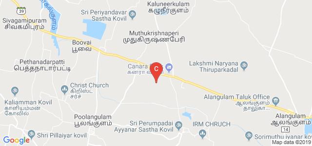 Sardar Raja College of Engineering, Tenkasi - Tirunelveli Road, Raja Nagar, Alangulam, Tirunelveli, Tamil Nadu, India