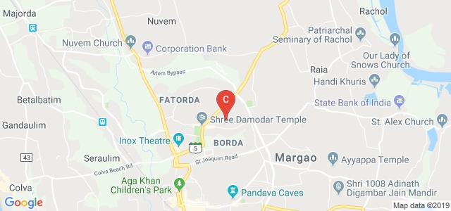 Don Bosco College Of Engineering, Murida Road, Fatorda, Margao, Goa, India