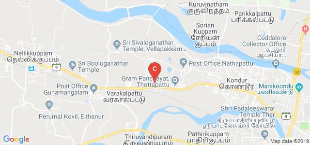 Krishnasamy College of Engineering and Technology, Cuddalore, Tamil Nadu, India