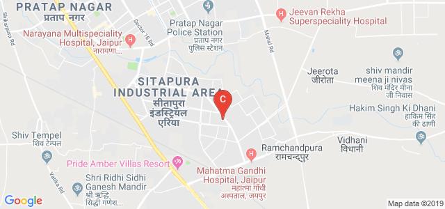 KAUTILYA INSTITUTE OF TECHNOLOGY AND ENGINEERING, Ricco Industrial Area, Sitapura Industrial Area, Sitapura, Jaipur, Rajasthan, India