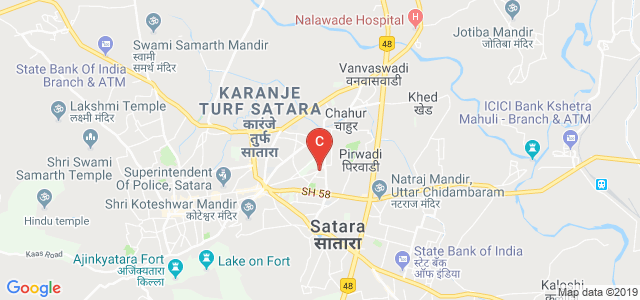 Karmaveer Bhaurao Patil College Of Engineering, Ajinkya Colony, Powai Naka, Satara, Maharashtra, India