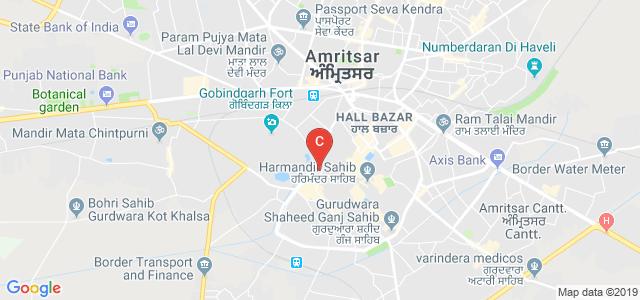 Hindu College Amritsar, Dhab Khatikan, Katra Ahluwalia, Amritsar, Punjab, India