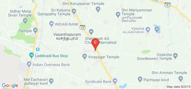 King College of Technology, Namakkal, Tamil Nadu, India