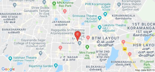 MATS Institute of Management & Entrepreneurship, Kottapalya, Jayanagara 9th Block, Jayanagar, Bengaluru, Karnataka, India