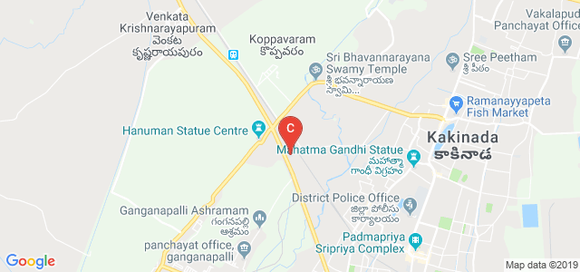 Chaitanya Institute of Science and Technology, Madhavapatnam, Kakinada, Andhra Pradesh, India