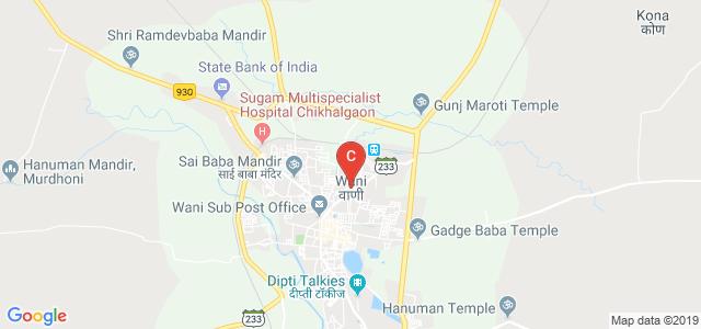 Wani, Maharashtra 445304, India