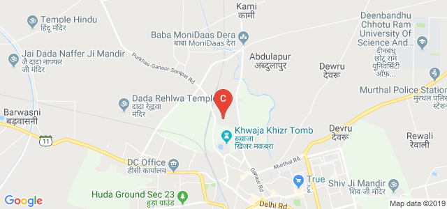 South Point Institute of Technology & Management, Hanuman Nagar, Sonipat, Haryana, India