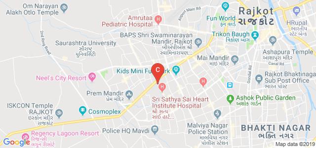 Atmiya Institute of Technology and Science, Kalavad Road, Yogidham, Gurukul, Rajkot, Gujarat, India