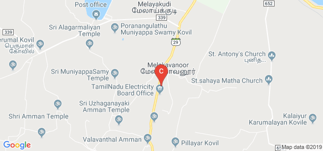 Ganapathy Chettiar College Of Engineering and Technology, Kavanur, Ramanathapuram, Tamil Nadu, India