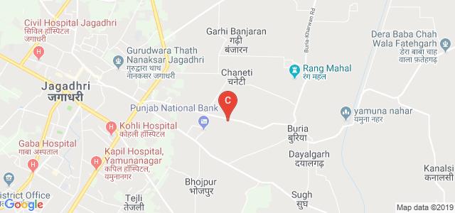 Ch. Devi Lal College of Pharmacy, Sector 33, Yamuna Nagar, Haryana, India