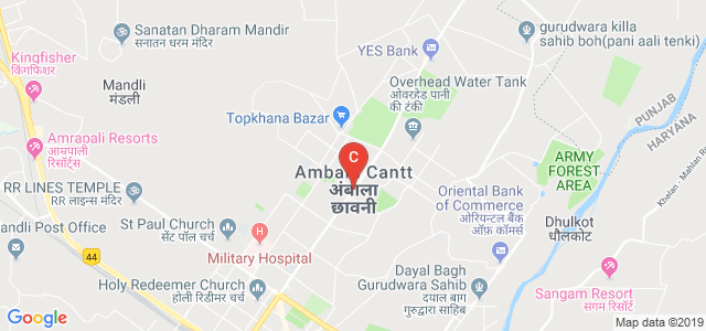 Ambala Cantt, Haryana, India